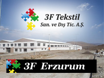 3F Family is getting bigger with a new factory in Erzurum