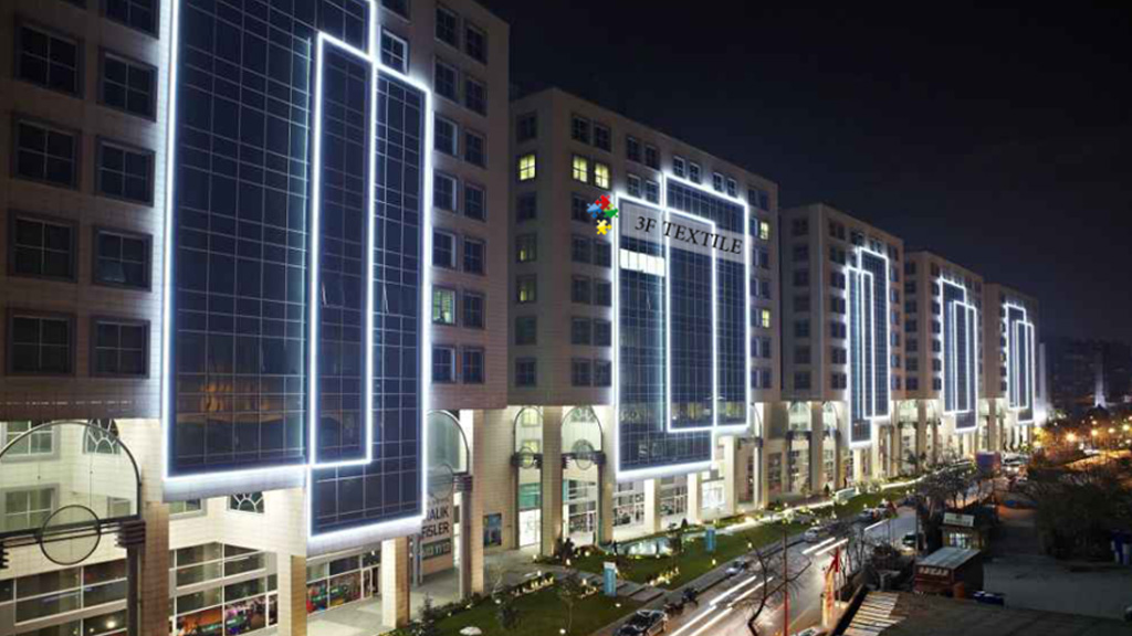 3F CENTER OFFICE ISTANBUL
